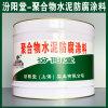 聚合物水泥防腐涂料、生产销售、聚合物水泥防腐涂料