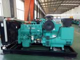 30kw柴油發電機康明斯動力 可配移動拖車式防雨棚