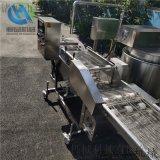 高产量小酥肉上浆机 黄花鱼加工生产线 肉条裹浆机