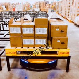 厂家批发激光AGV小车 AGV智能搬运机器人