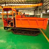 山东岳工复杂地形装运车 多功能履带运输车