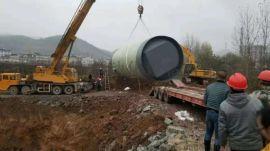 上海一体化PE预制泵站