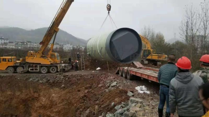 上海一體化預製泵站