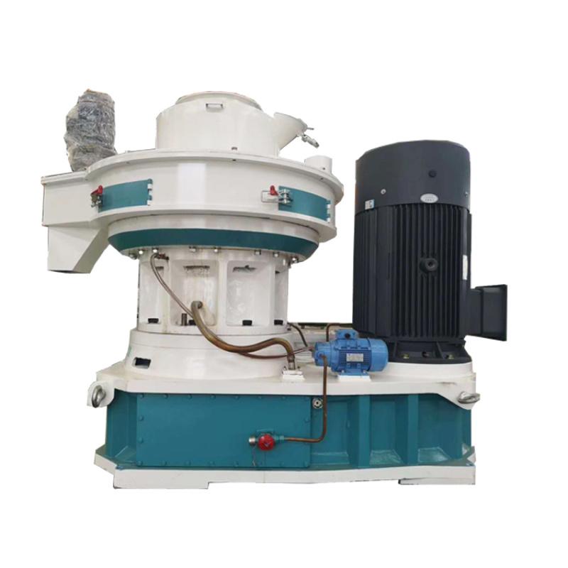 粉碎制粒生产线全套设备 新型秸秆木屑颗粒机