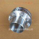 锅炉配件管道配件带颈不锈钢法兰视镜