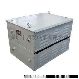厂家直销 BRU20KW不锈钢散热片制动制动电阻箱