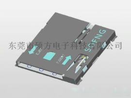 高速传输nm连接器