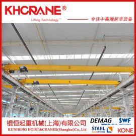 锟恒供应欧式单梁起重机 桥式起重机 电动单梁起重机
