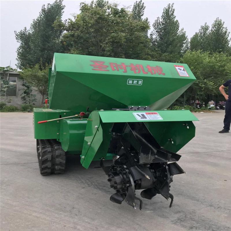 小型开沟施肥回填一体机多少钱 田园自走式除草旋耕机