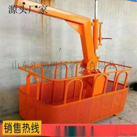 现货直销1.2米高空作业吊篮 多规格吊车吊篮