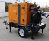 300立方水流量柴油抽水泵水利局防汛辦可用