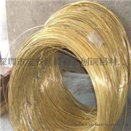 H65H62黄铜线 全软黄铜线 H59环保黄铜线