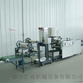 腐竹机手工 制作豆腐皮的设备 利之健食品 全自动牛