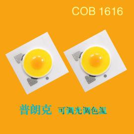 CREE科锐COB面光源 双色温大功率集成面光源