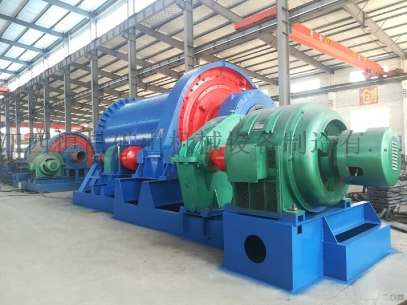 江西提供湿式球磨机 干式球磨机 厂家直销 现货供应