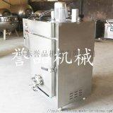 门店专用30型熏酱鹅糖熏炉-熏填鸭电加热糖熏炉