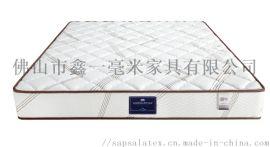 席梦思 乳胶 弹簧床垫