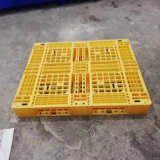黃岡哪有賣塑料棧板的_承載4噸貨物托盤