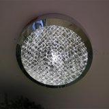 圆形光纤缠绕吊灯 装饰灯 七彩变化 25W