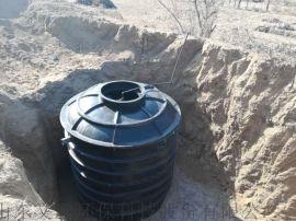 青海单户一体化净化槽厂家,分散式污水处理净化槽供应