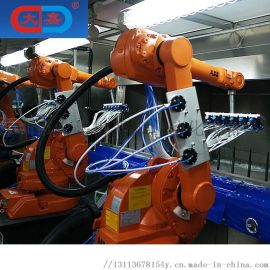 生产节拍快,喷涂机器人 深圳大嘉喷涂机器人