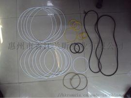 深圳惠州SIL硅橡胶O型密封防水圈矽胶MVQO型环