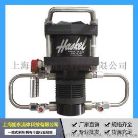 供应现货销售Haskel空气增压泵 气体高压增压泵