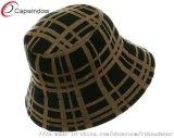 100%棉质复古英伦时尚水桶帽