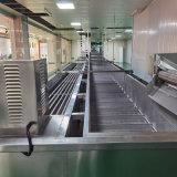 诚达虾仁包冰衣机流水线设备 大虾振动式包冰衣机设备