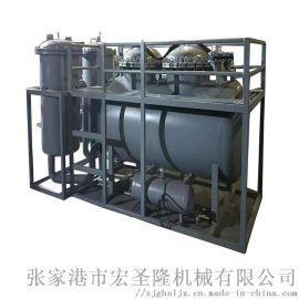 高效柴油净化过滤设备,去杂脱水滤油机