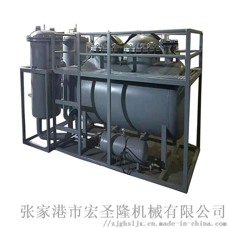 高效柴油淨化過濾設備,去雜脫水濾油機