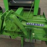 玉米青贮粉碎打捆机 拖拉机悬挂收割打捆机