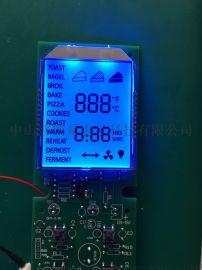 厂家直销定制开发设计LCD显示电烤箱PCB电路板