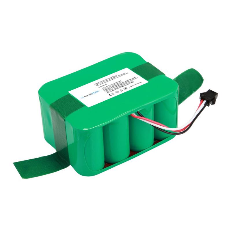 适用14.4V悉罗扫地机器人电池KV8510B