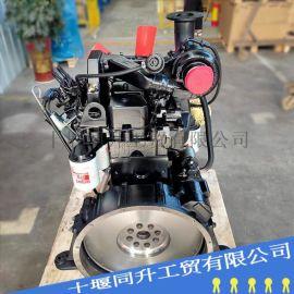 康明斯B3.3发动机大修 四缸康明斯b3.3发动机