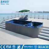 厦门一体式泳池浴缸-别墅无边际泳池-节能安全泳池