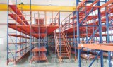 江门阁楼货架仓库二层搭建平台钢结构阁楼夹层货架