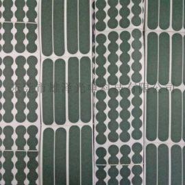 18650青稞纸6节空心实心**电池组耐高温绝缘垫片