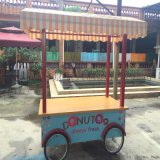 售賣車 小型便捷可移動小吃甜品小餐車