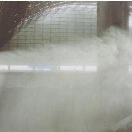 正岛ZS-60Z车间喷雾降尘加湿机超声波抑尘加湿器