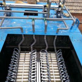 地埋式污水处理设备安装施工【众迈环保】