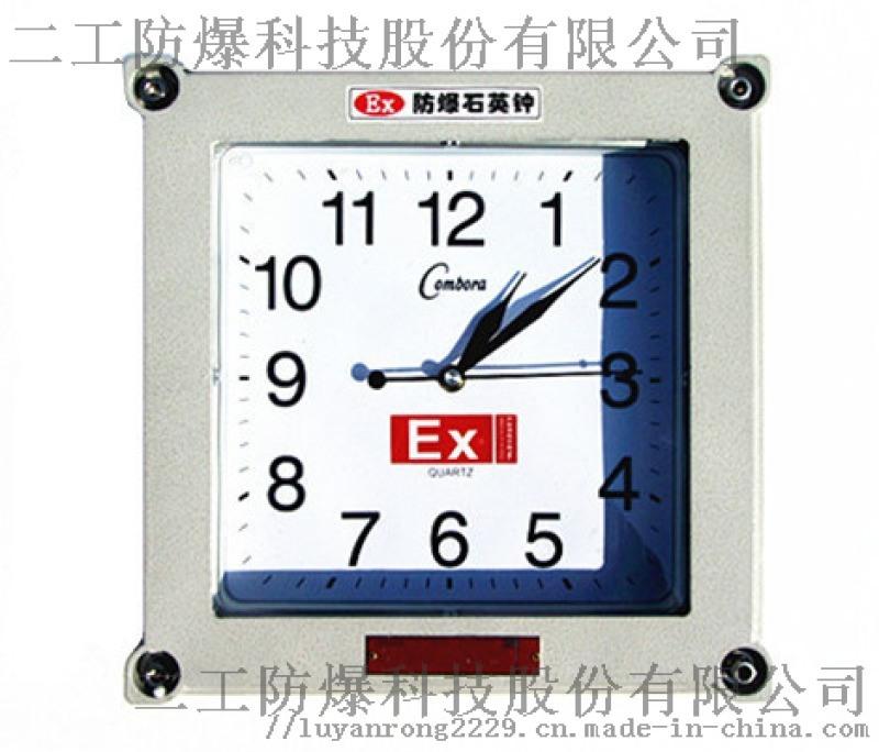 防爆石英钟,防爆挂钟危险化工专用办公时钟挂表