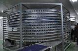 非标订制网带螺旋速冻机螺旋网链输送设备蛋糕冷却输送线