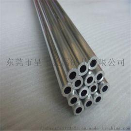铝合金管6063铝管无缝 毛细铝管切割加工