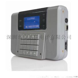 宁德食堂消费机生产 兼容扫描**打印接口食堂消费机