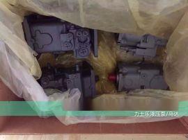 进口力士乐三一混凝土泵车A11VLO190LRDH2/11R-NZD12K02P-S恒功率液控主油泵