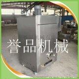 50型熏鸡炉现货-多功能烟熏炉-鸡产品加工设备