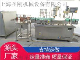 安徽小型十毫升口服液灌装机