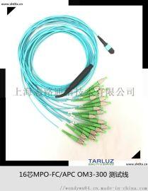 数据中心12芯MPO转FC光纤跳线