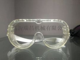 8M四珠護目鏡 材質pc 防衝擊 防熱